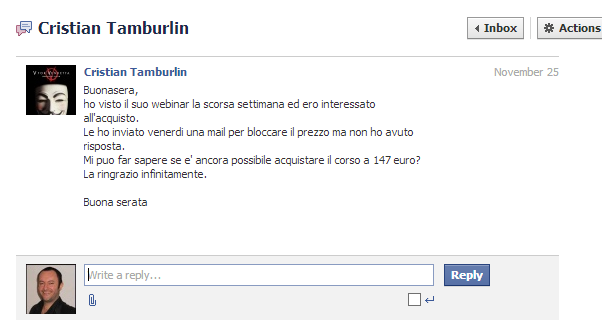 tamburlin facebook